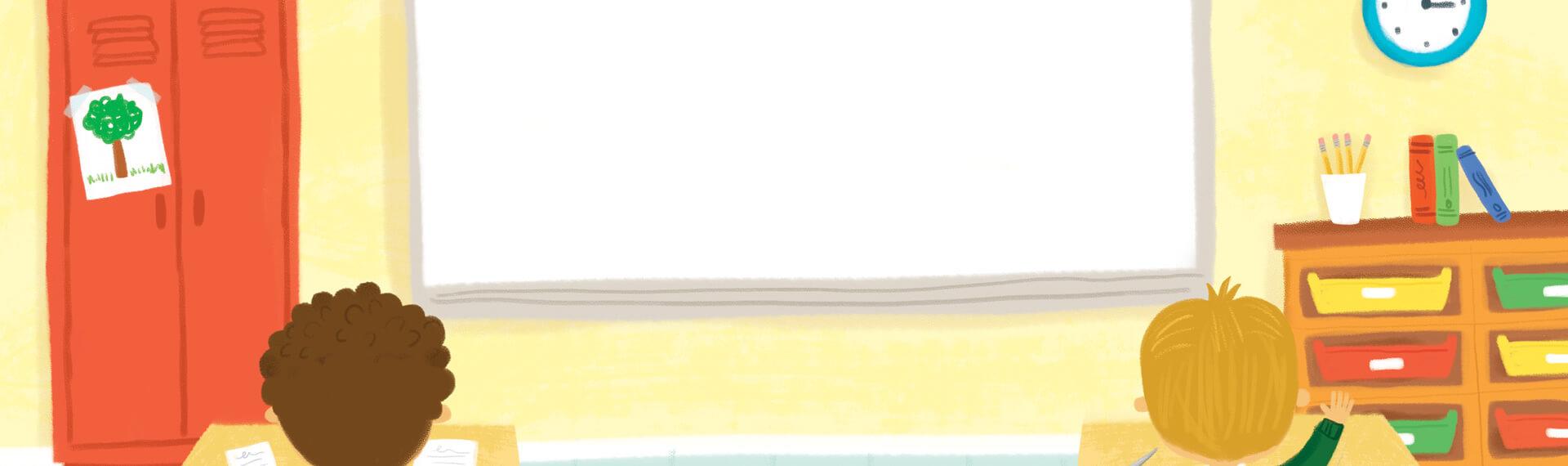 Illustration: Classroom