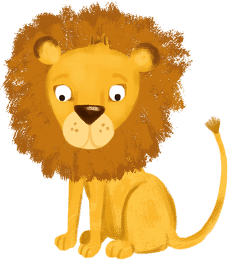Illustration: Lion