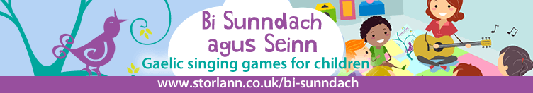 Bi Sunndach - Gaelic Singing games for children