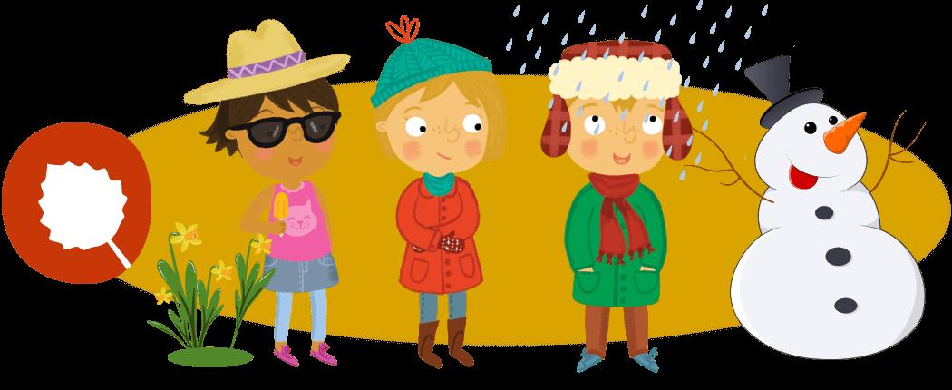 Go!Gaelic - Seasons
